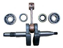 HUSQVARNA 365 371 372 CRANKSHAFT WITH BEARINGS AND SEALS NEW
